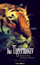 Das Tigermotiv (ebook)