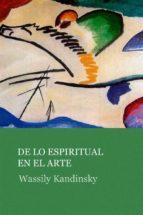 De lo espiritual en el arte (ebook)