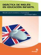 DIDÁCTICA DE INGLÉS EN EDUCACIÓN INFANTIL