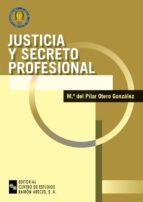 Justicia y secreto profesional (ebook)