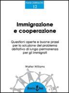 Immigrazione e cooperazione (ebook)