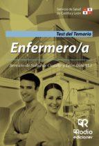 Enfermero/a. Servicio de Salud de Castilla y León (SACYL). Test del Temario (ebook)