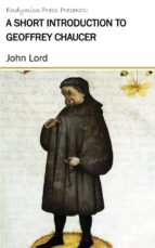 A Short Introduction to Geoffrey Chaucer (ebook)
