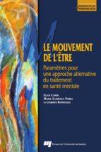 Le mouvement de l'être (ebook)