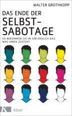 Das Ende der Selbstsabotage (ebook)