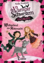 VAMPIRSCHWESTERN BLACK & PINK 4 - WOLFSGEHEUL UM MITTERNACHT