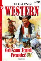 Die großen Western 245 – Western (ebook)