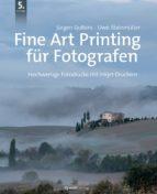 Fine Art Printing für Fotografen (ebook)