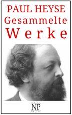 Paul Heyse – Gesammelte Werke (ebook)