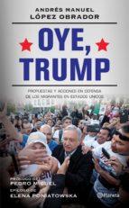 Oye, Trump (ebook)