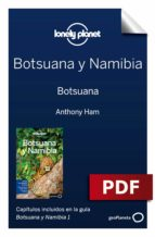BOTSUANA Y NAMIBIA 1. BOTSUANA