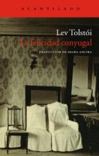 La felicidad conyugal (ebook)