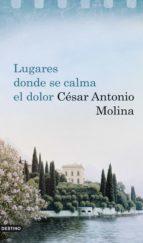 LUGARES DONDE SE CALMA EL DOLOR