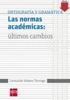 Las normas académicas: últimos cambios (eBook-ePub) (ebook)