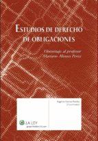 Estudios de Derecho de Obligaciones (ebook)