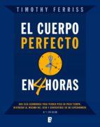 El cuerpo perfecto en cuatro horas (ebook)