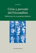 Crisis y porvenir del Psicoanálisis (ebook)