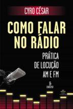 Como falar no rádio (ebook)