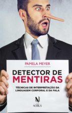 Detector de mentiras (ebook)