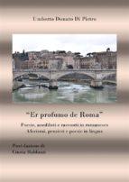 Er profumo de Roma (ebook)
