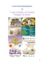 L'aglio in Italia e in Francia - I luoghi e le ricette  (ebook)