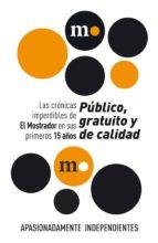 Crónicas imperdibles de El Mostrador (ebook)
