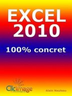 Excel 2010 100% concret (ebook)