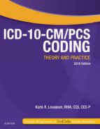 ICD-10-CM/PCS Coding: Theory and Practice, 2016 Edition - E-Book (ebook)