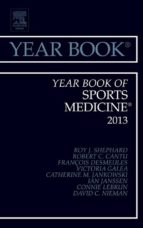Year Book of Sports Medicine 2013, E-book (ebook)