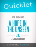 QUICKLET ON RON SUSKIND'S A HOPE IN THE UNSEEN