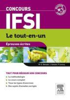 Concours IFSI Épreuves écrites Le tout-en-un (ebook)