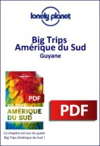 Big Trips Amérique du Sud - Guyane (ebook)
