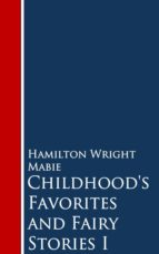 Childhood's Favorites and Fairy Stories (ebook)