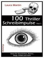 100 THRILLER SCHREIBIMPULSE VOL.1
