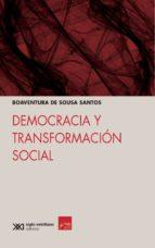 Democracia y transformación social (ebook)