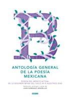 Antología general de la poesía mexicana (ebook)