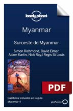 MYANMAR 4. SUROESTE DE MYANMAR