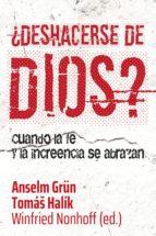 ¿DESHACERSE DE DIOS? (ebook)
