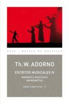 Escritos musicales IV (ebook)