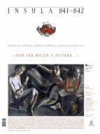 """""""Por ser mujer y autora..."""" (Ínsula n° 841-842, enero-febrero de 2017) (ebook)"""