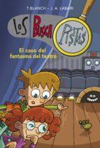 El caso del fantasma del teatro (Los buscapistas 8) (ebook)