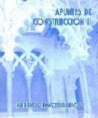 Apuntes de construcción II. Estudios inmobiliarios (ebook)