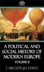 A Political and Social History of Modern Europe: Volume II (ebook)