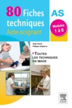 80 fiches techniques aide-soignant (ebook)
