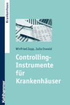 Controlling-Instrumente für Krankenhäuser (ebook)