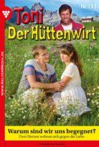 Toni der Hüttenwirt 193 – Heimatroman (ebook)