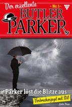 Der exzellente Butler Parker 1 – Krimi (ebook)