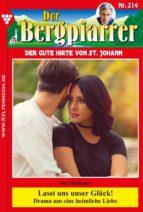 Der Bergpfarrer 214 – Heimatroman (ebook)