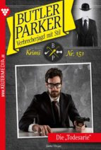 Butler Parker 151 – Kriminalroman (ebook)