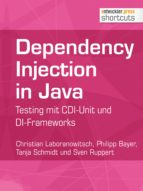 Dependency Injection in Java (ebook)